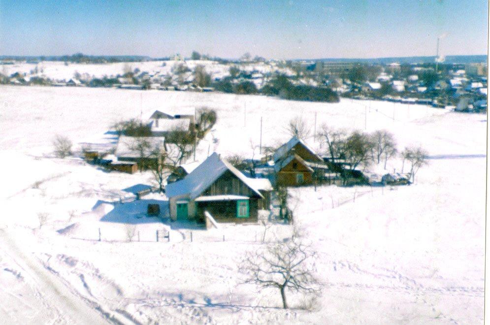Вид из окна, Волковыск