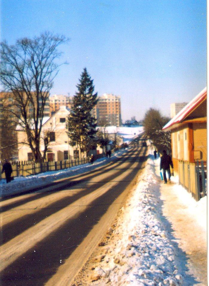 Дорога, Волковыск