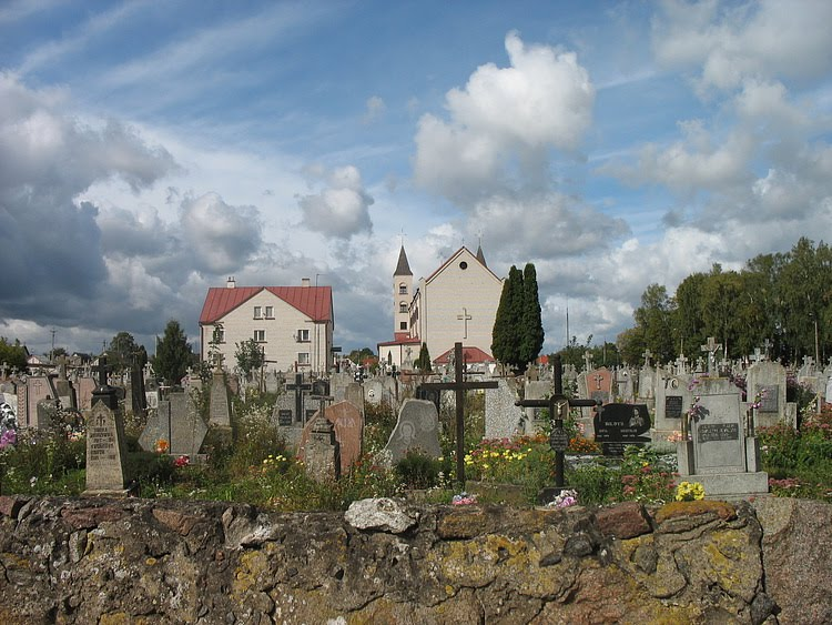 Польское кладбище, Вороново