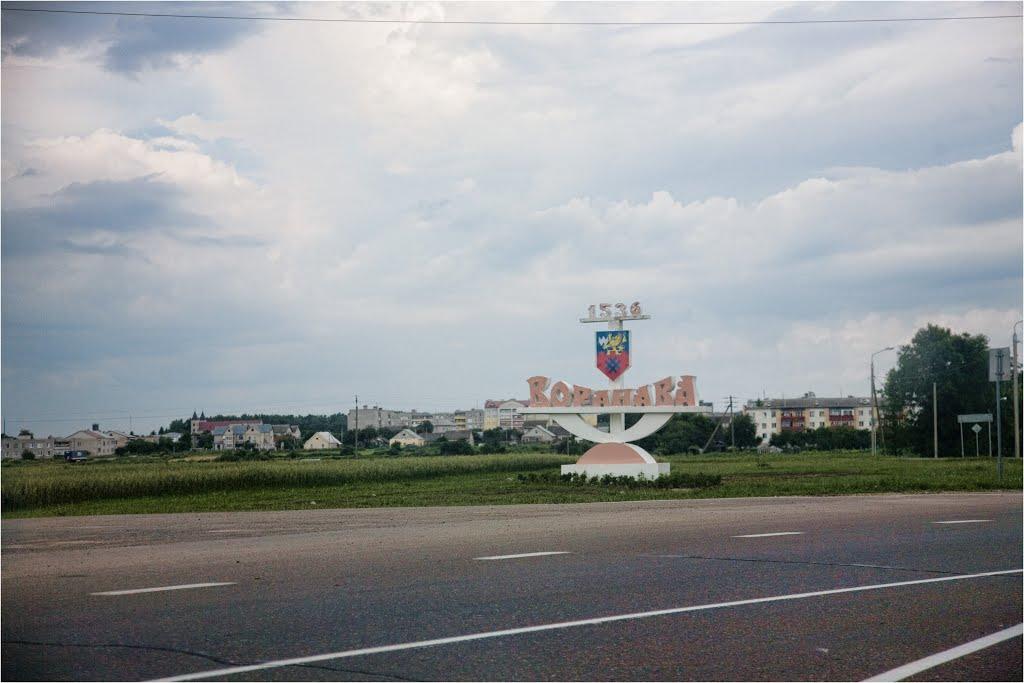 Беларусь. Вороново [июль 2011], Вороново