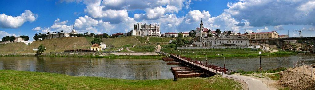Пантонный Мост, Гродно