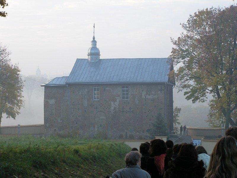 Church in Gardinas, Гродно