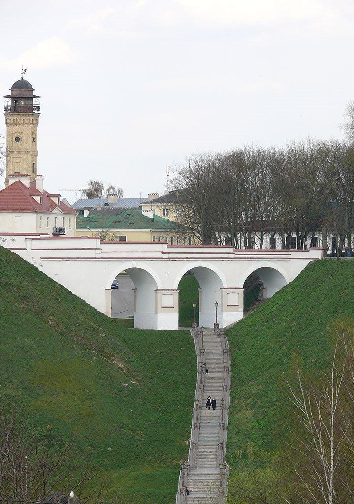 Лесенка, Гродно
