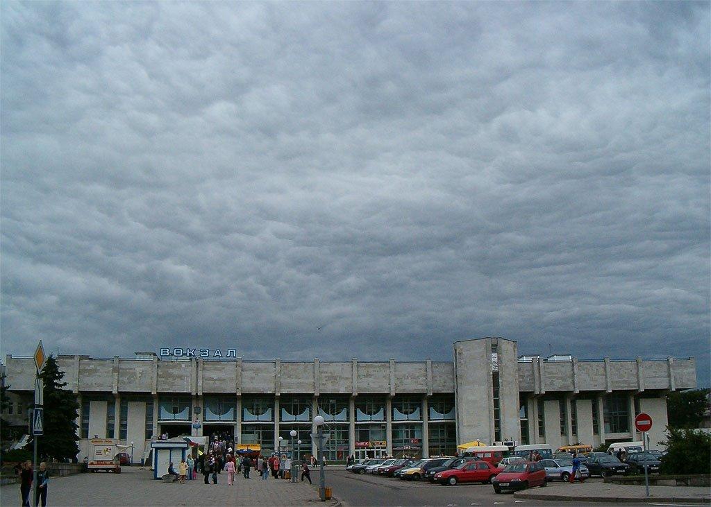 Вокзал, Гродно