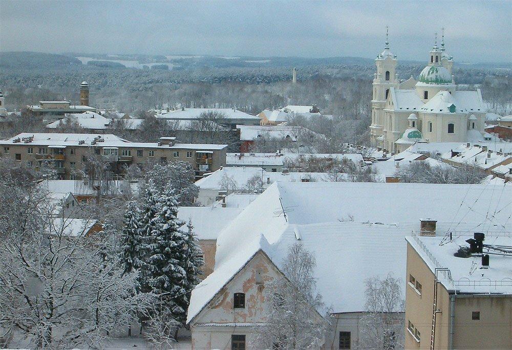 Город, Гродно