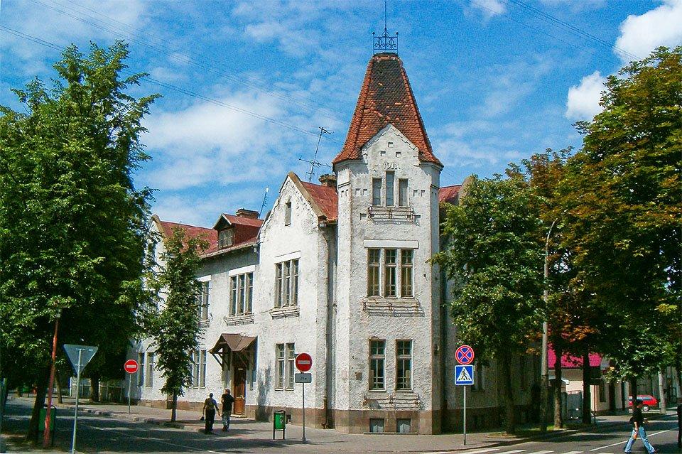 Дом Врача, Гродно