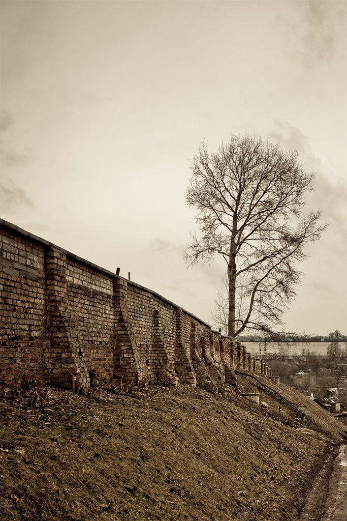 Cemetery Walls, Гродно