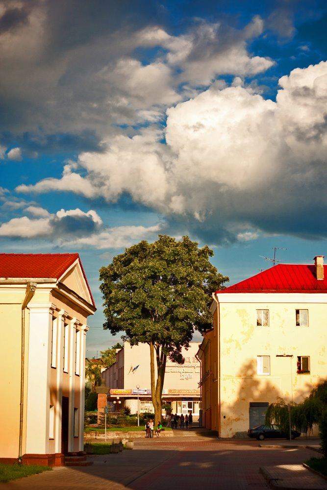 улочки, Гродно