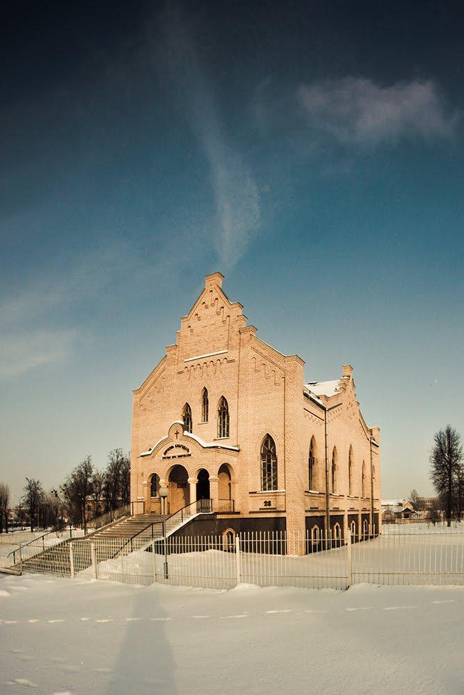 Церковь Благодать, Гродно