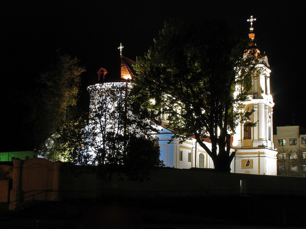 Франтишканский кастёл, Гродно