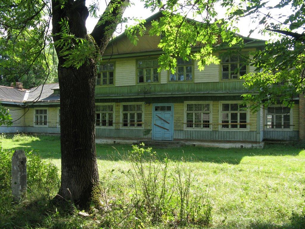 Old school, Желудок