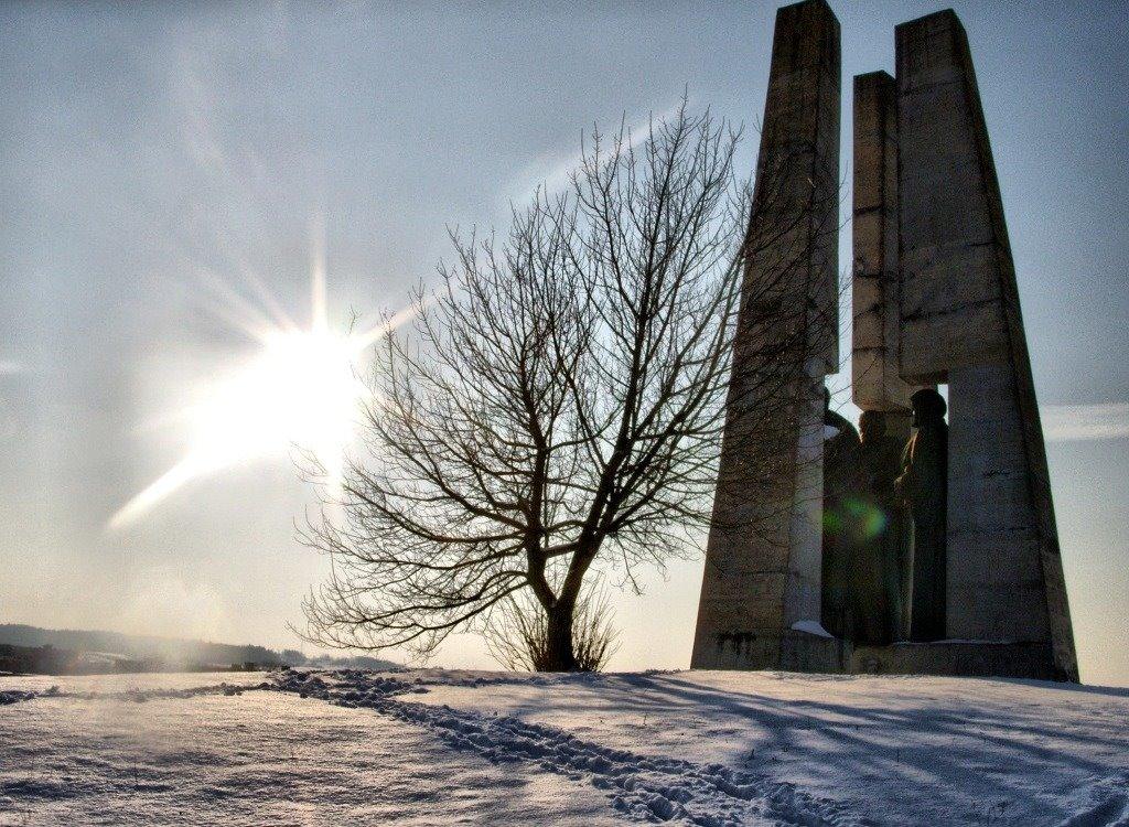 Зельва. Памятник, Зельва