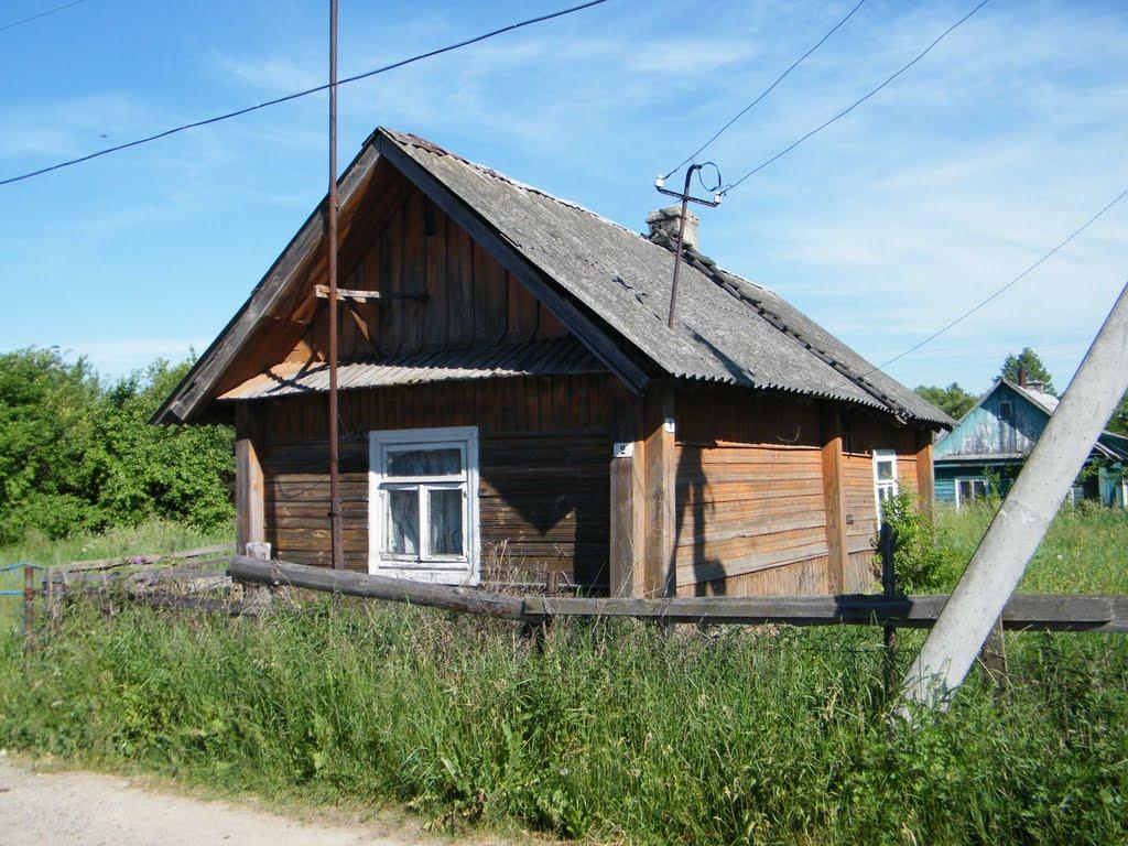 Маленечкі домік у Іўі, Ивье