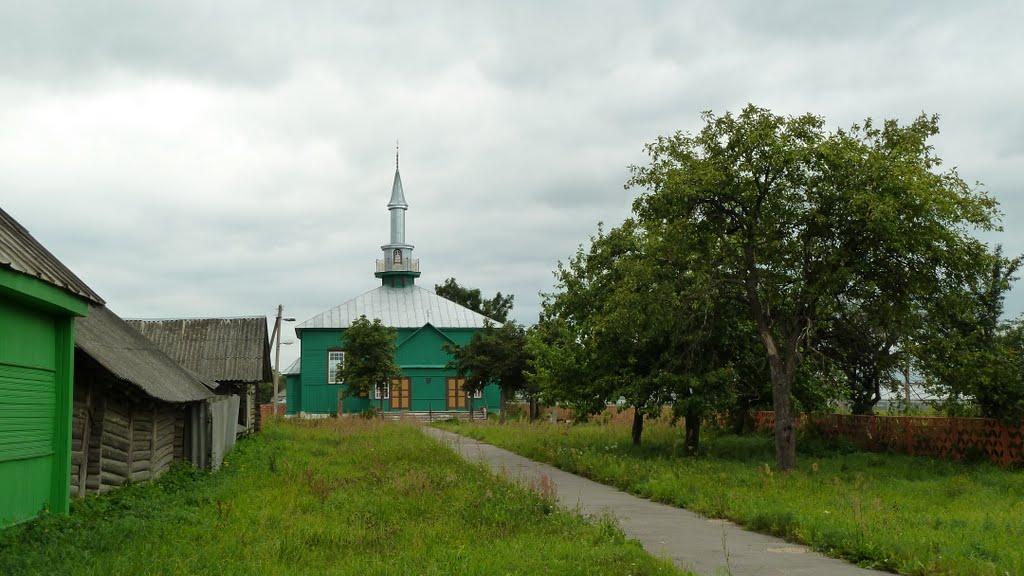 Mosquee, Ивье