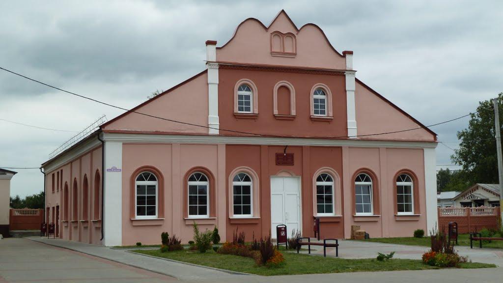 Synagogue, Ивье