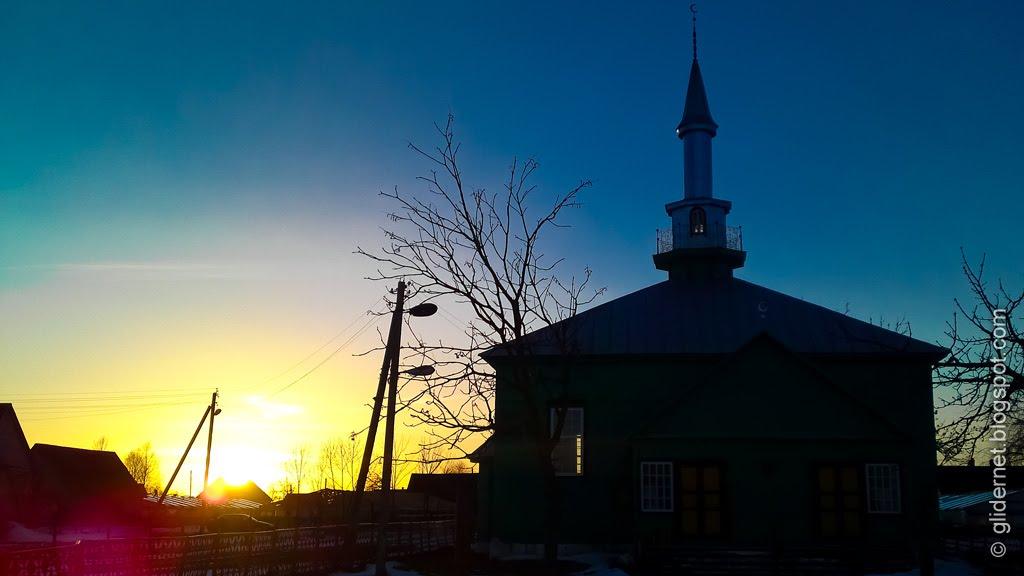 Мечеть в Ивье, Ивье
