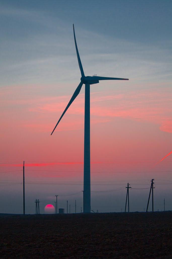 Белорусский ветряк, Козловщина