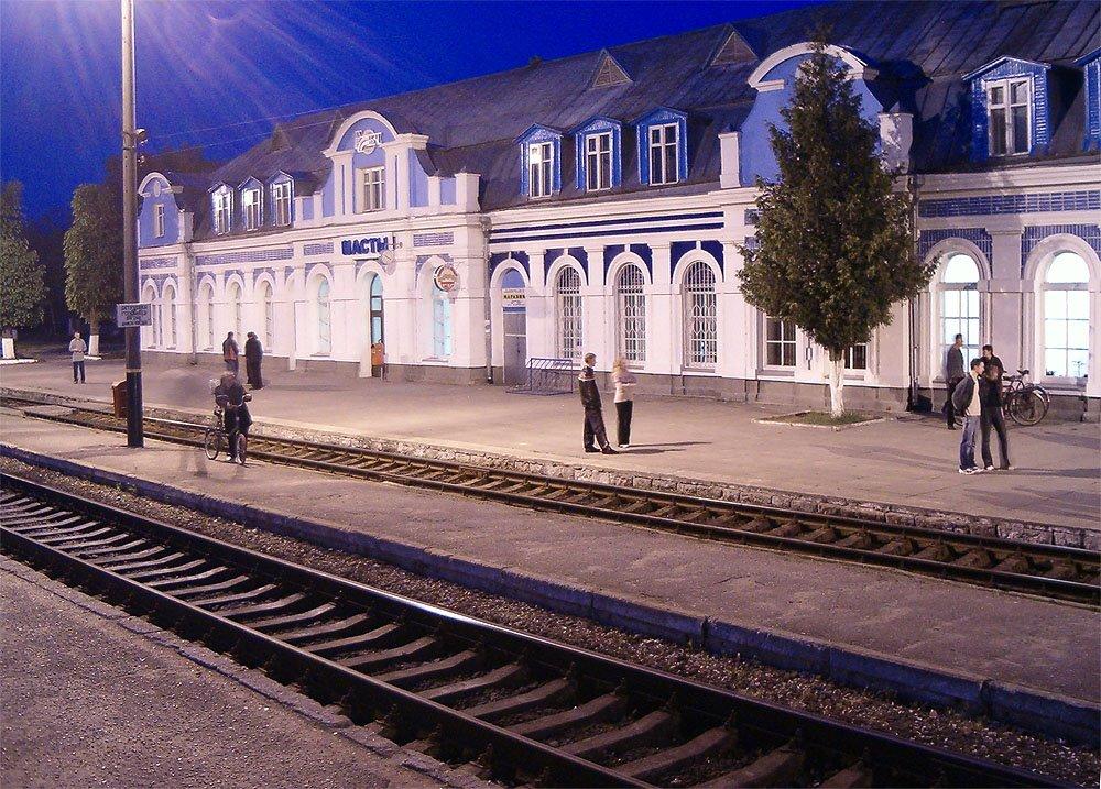 Вокзал, Козловщина