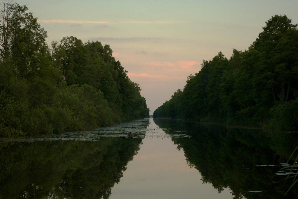 Огинский канал, Козловщина