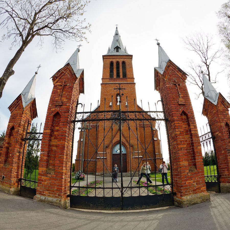 костел св. Антония, Козловщина
