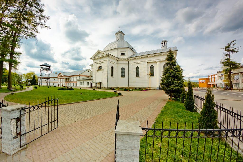 Щучин. Костёл Святой Терезы, Козловщина