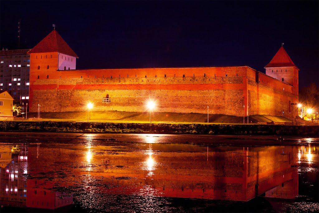 Лидский замок, Лида