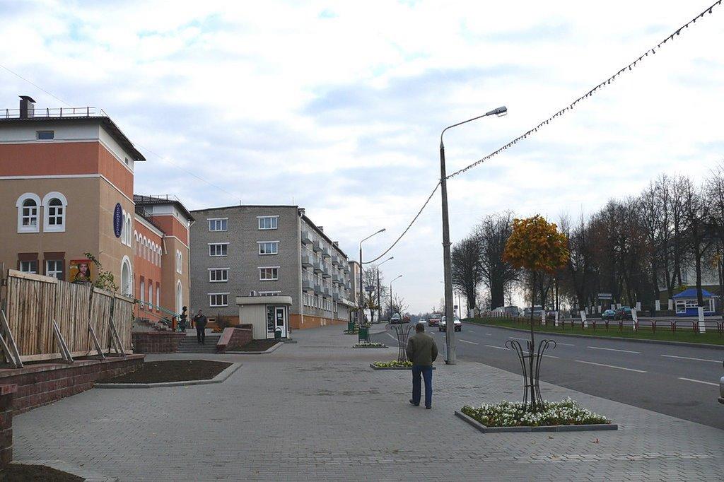 ул. Ленинская, Лида
