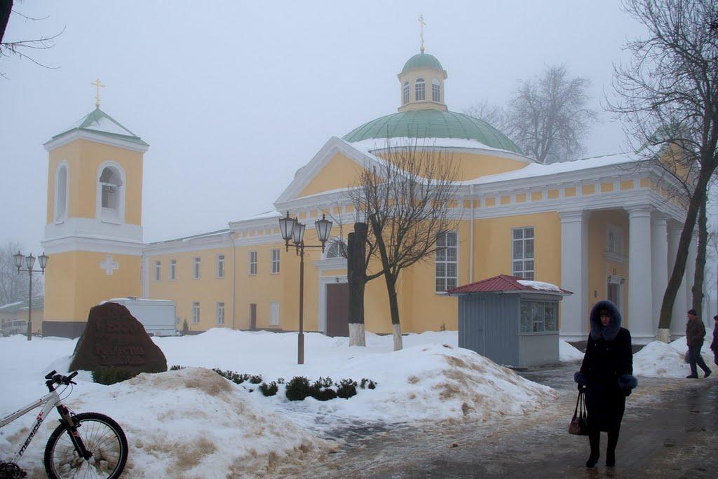 монастырь пиаров: собор кафедральный св. Михаила Архангела, Лида