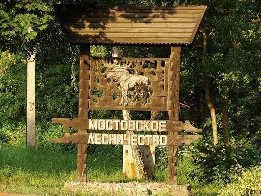 Way to Neman and dendropark, Мосты