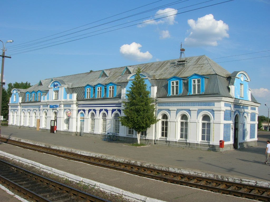 Станция Мосты, Мосты