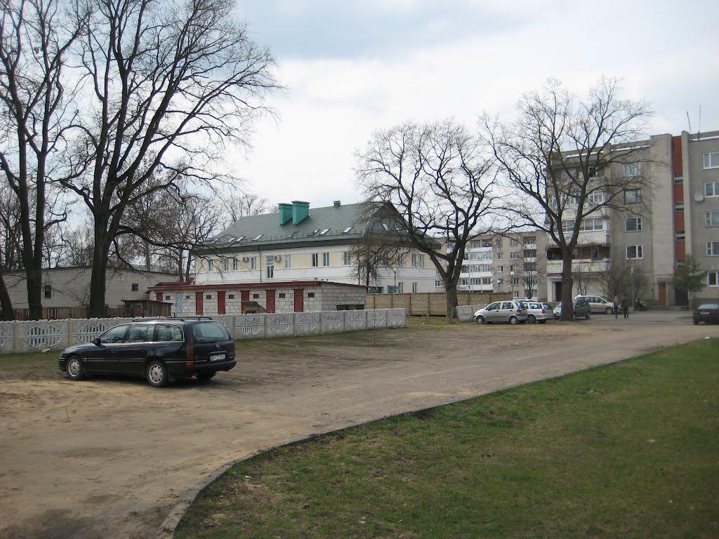 Раньше-Пятачок, сейчас-Беларусбанк!!!, Мосты