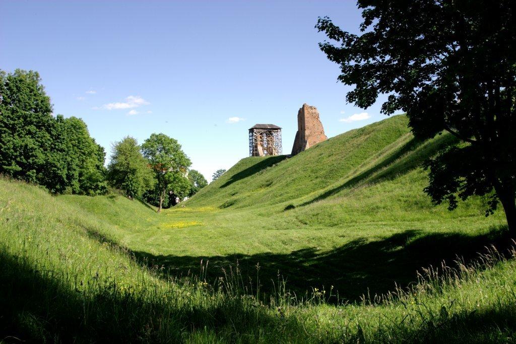 Руіны замку ў Наваградку, Новогрудок