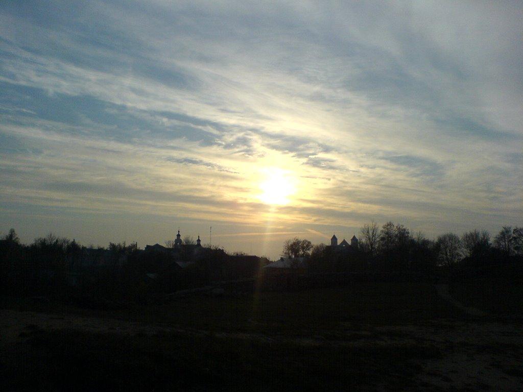 Рано утром, Новогрудок