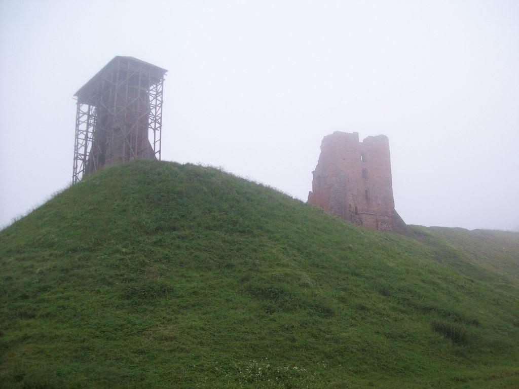 Руины замка, Новогрудок