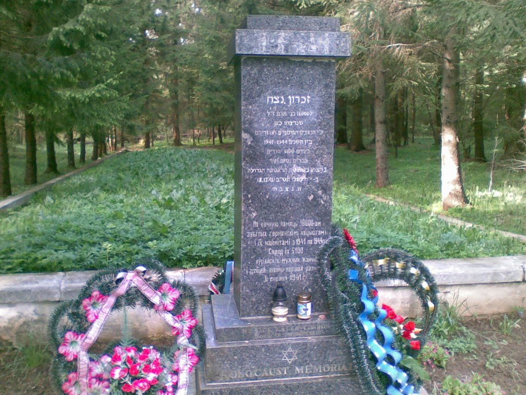 Holocaust Memorial, Navagrudak, Новогрудок