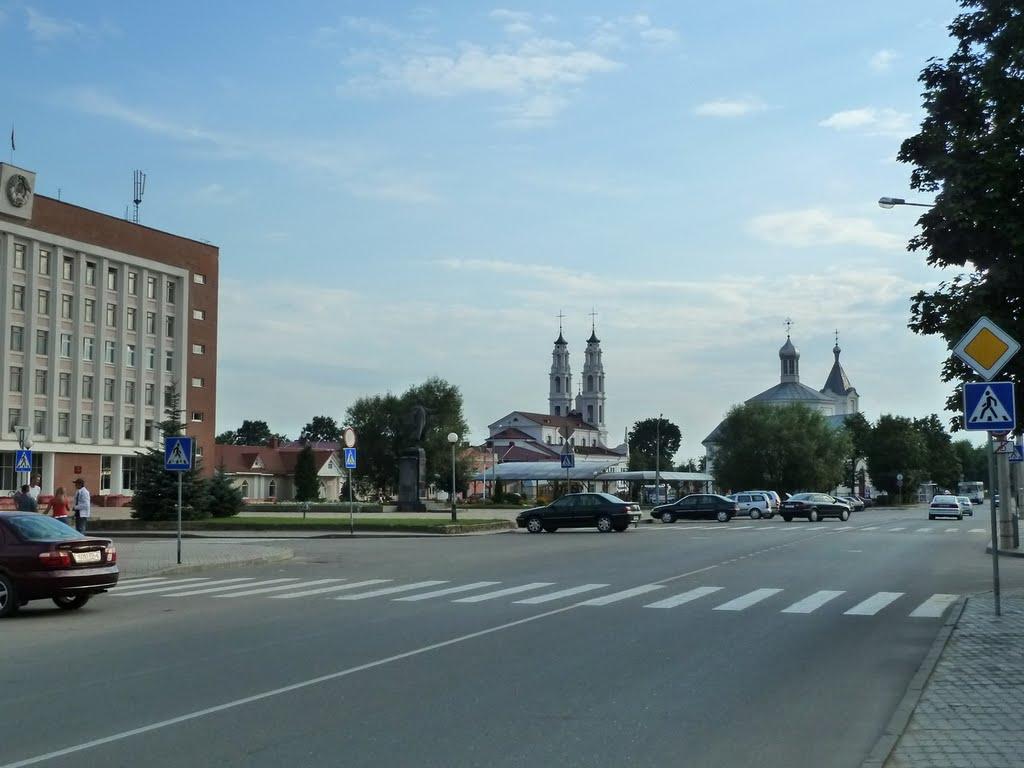 Главна площадь Ошмяны, Ошмяны