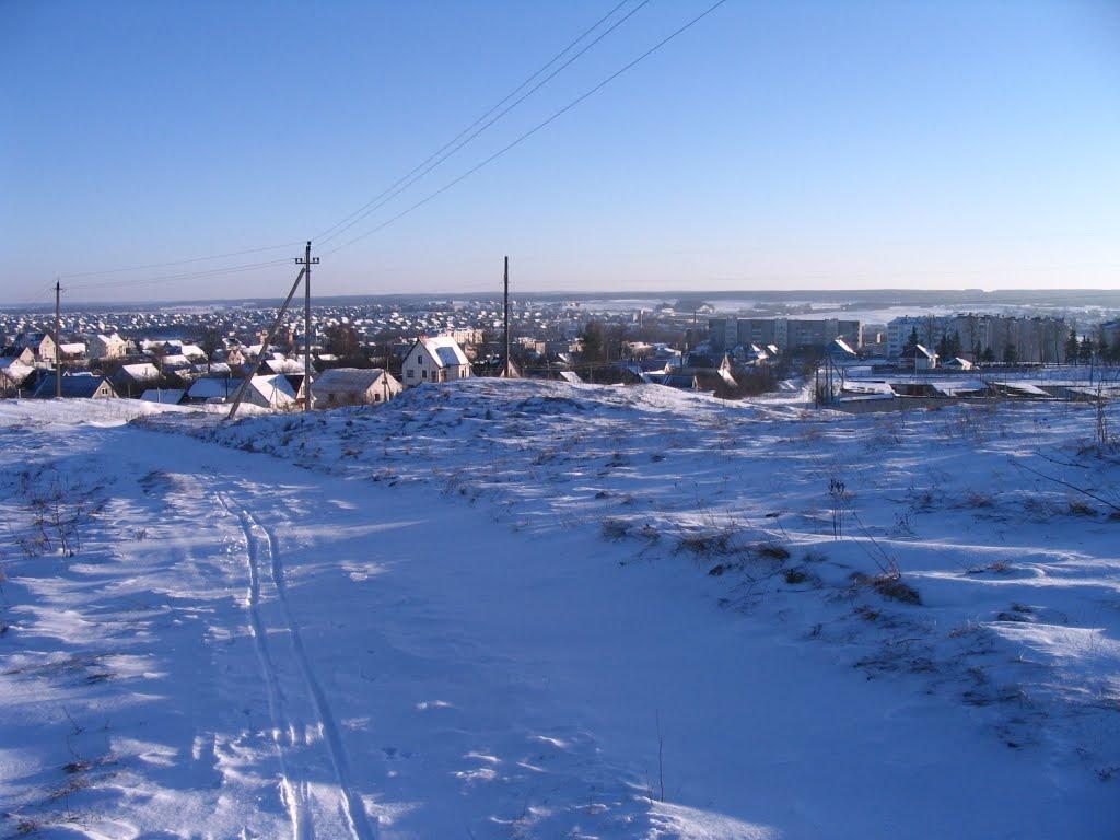 Panorama of Ashmiany, Ошмяны