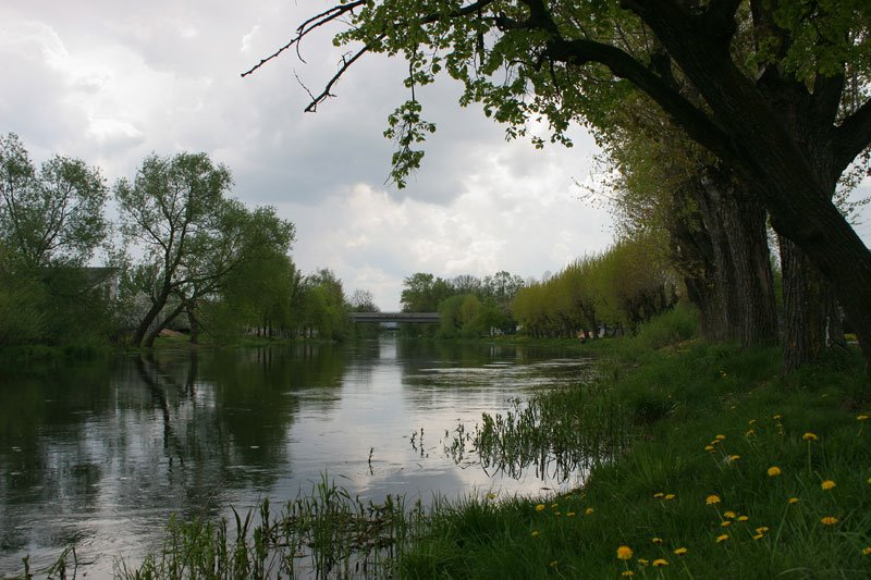 Oginski Canal, Слоним