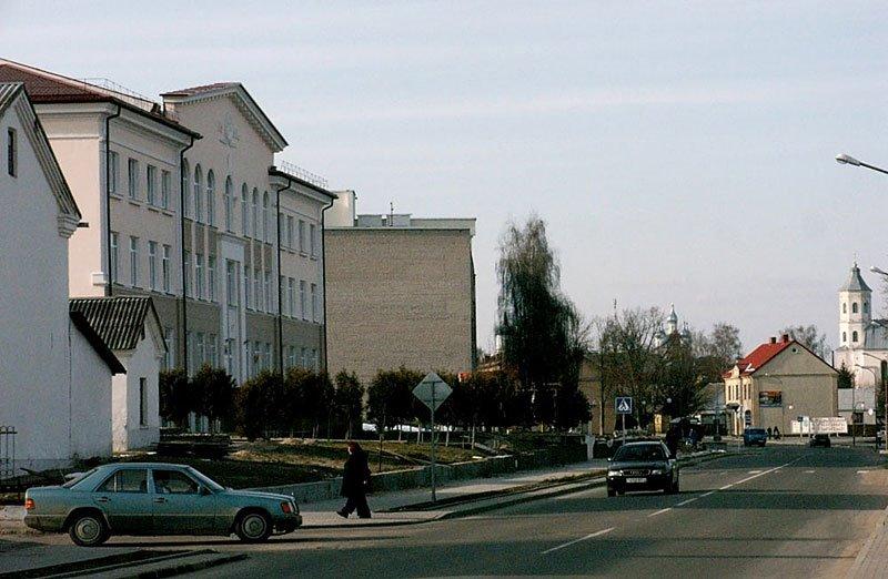 Slonim, school n5, Слоним