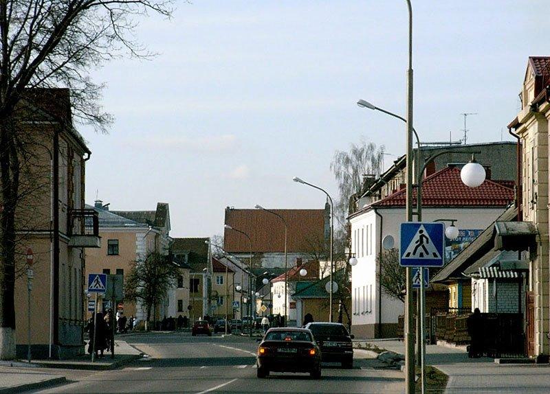 Slonim, Krasnoarmeiskaia str., Слоним