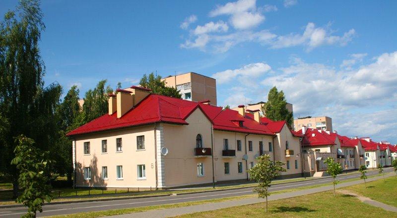 Slonim_Dovatora str., Слоним