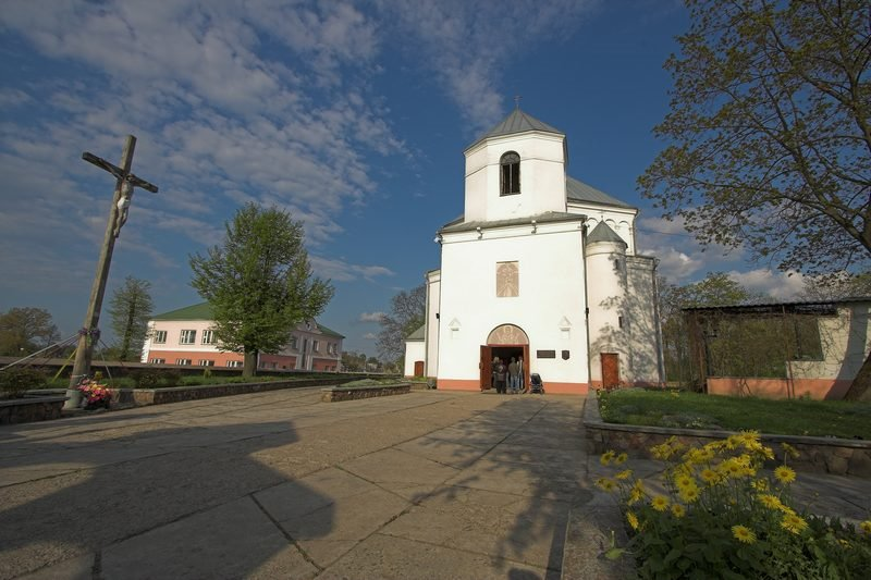 Church / Костёл, Сморгонь