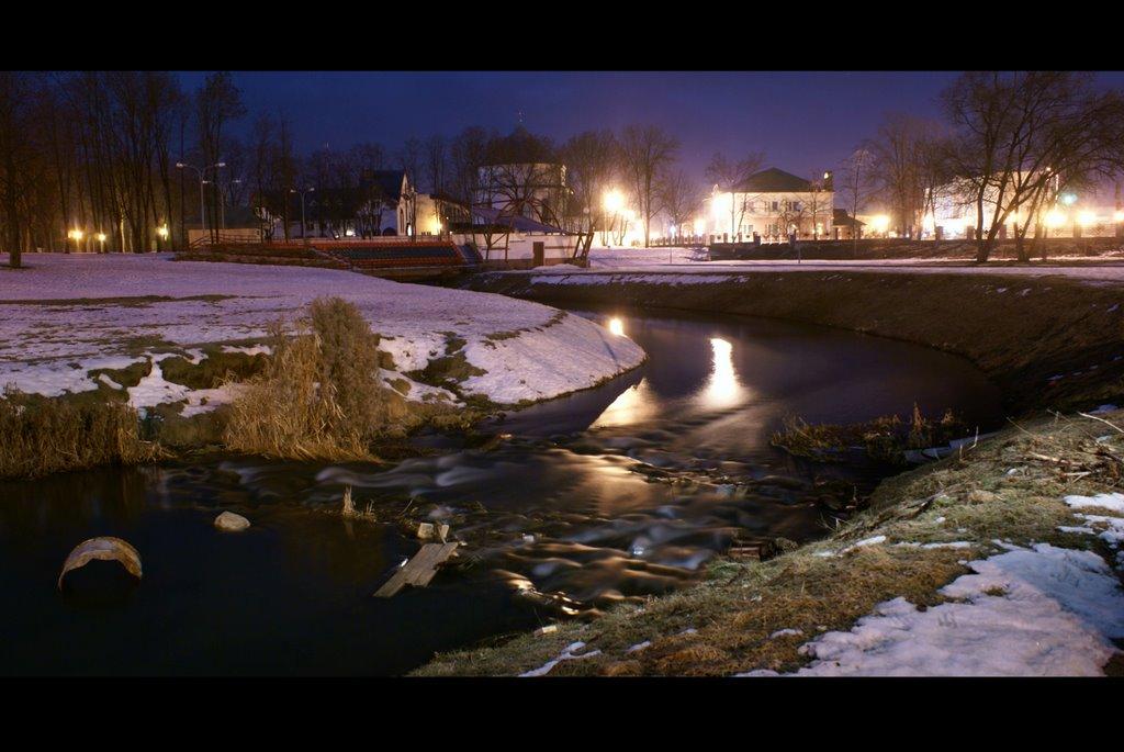 ночной парк 2    (studio foxvid), Сморгонь
