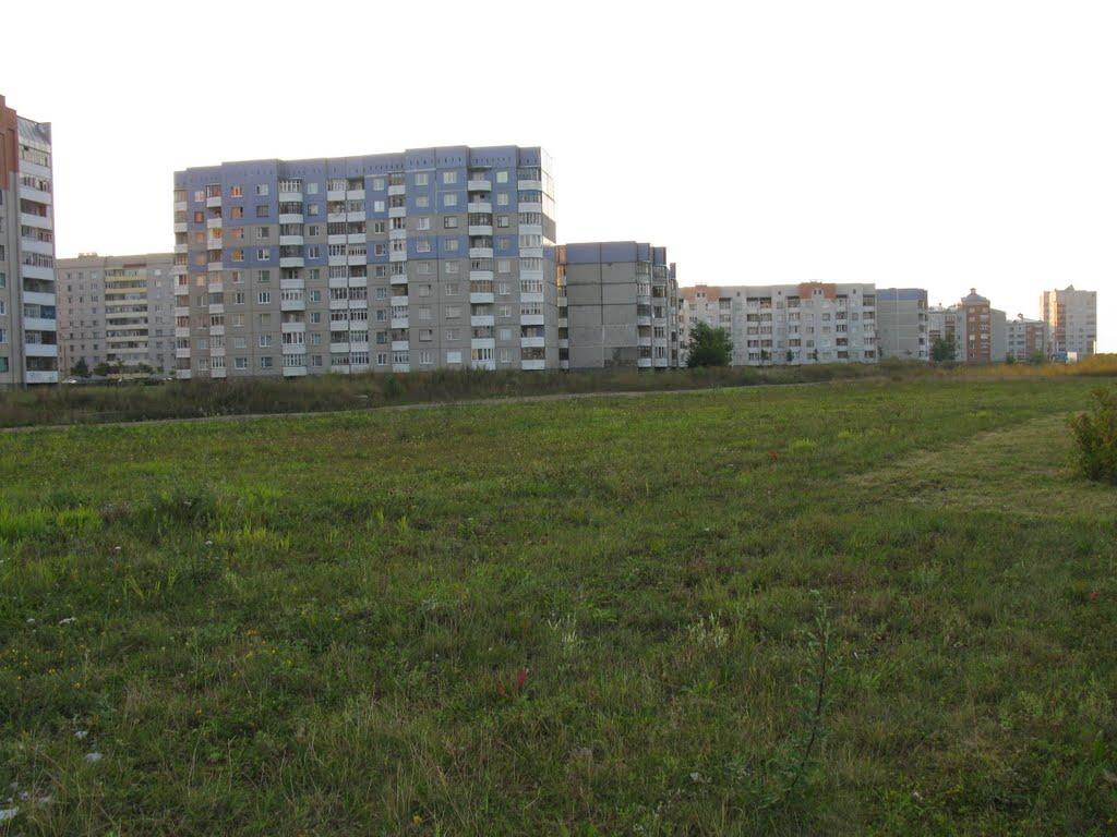 "the microdistrict ""Vostochny"" (""the Eastern""), Сморгонь"