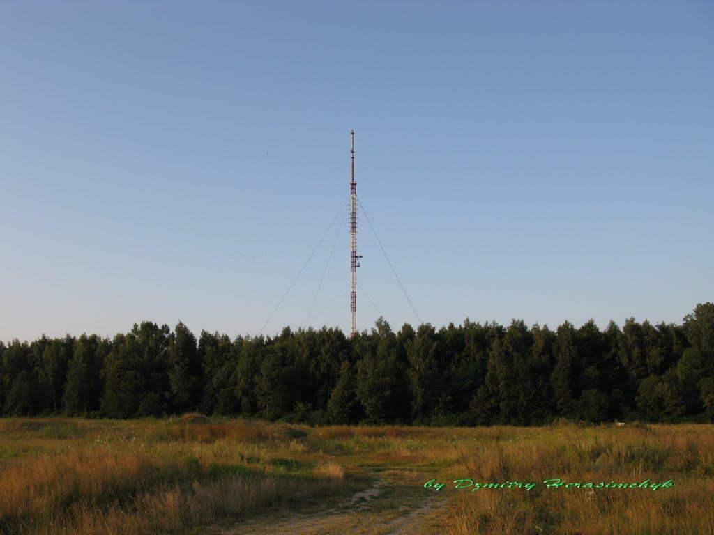 TV tower, Сморгонь