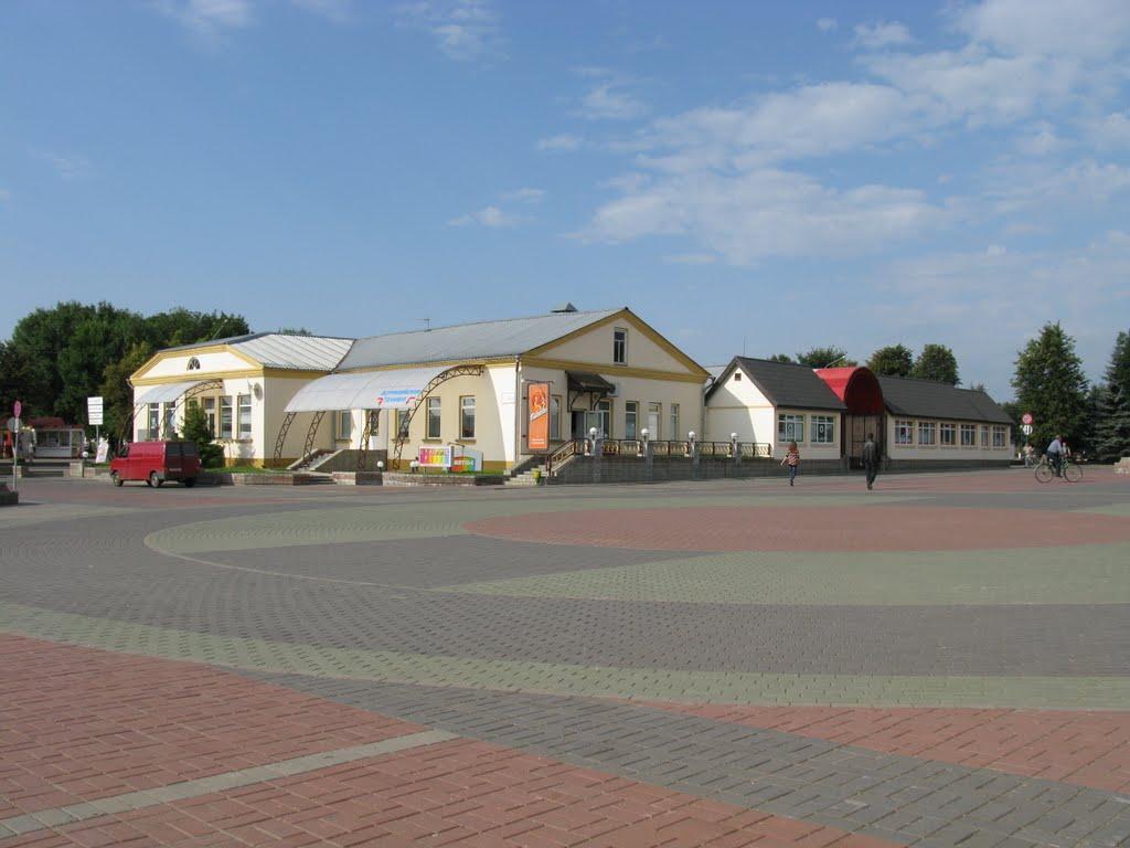 "the shopping center ""Sadko"", Сморгонь"