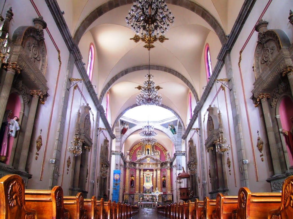 Templo de San Francisco Acámbaro Guanajuato, Акамбаро