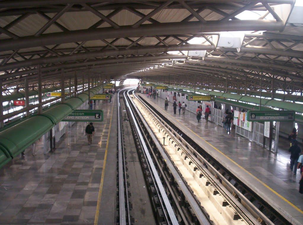Estacion San Lazaro, Наукалпан