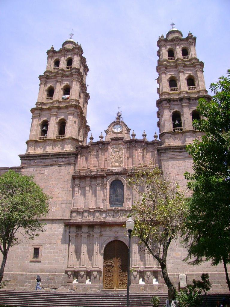 Iglesia de San Jose, Морелиа
