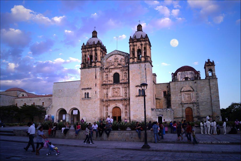 Ex Convento de Santo Domingo de Gusmán by  Mel Figueroa, Тукстепек
